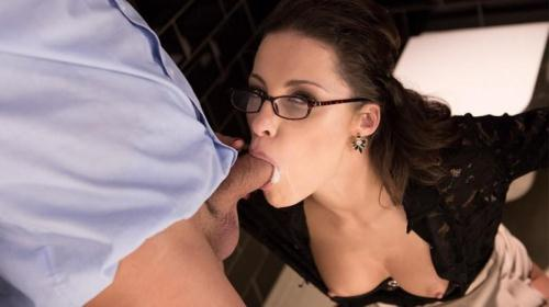 D0rc3lClub.com [Nikita Bellucci - Nikita hard fucked by her workmate in the bathroom] SD, 540p