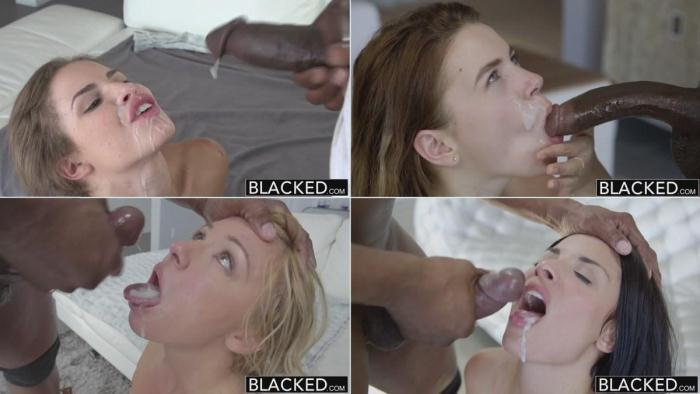 Sissy Laura BBC - Blacked Cumshot Compilation / 23-11-2016 [HD/720p/MP4/1.22 GB] by XnotX