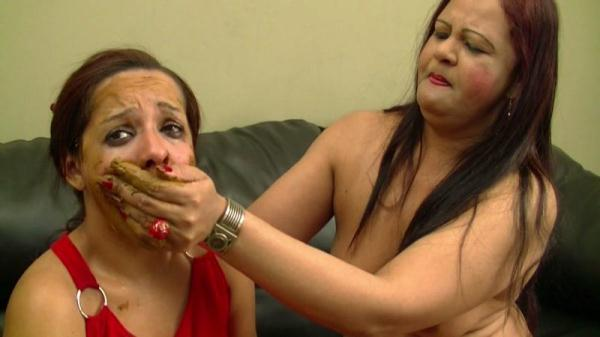 Scat Real Mother And Daughter - Proven In Documents (FullHD 1080p)