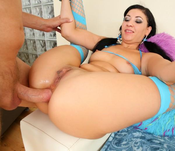 EvilAngel: Esmi Lee - Exotic Israeli-American Butt-Fucked  [SD 400p]  (Anal)