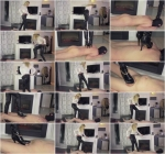 House Of Sinn: High heels trampling by Mistress Lilse von Hitte [HD] (605 MB)