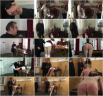 Fiona and Sarah - The Punishment Room (SpankingSarah) SD 540p