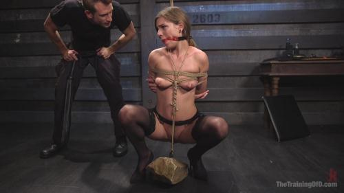 Sydney Cole - Slave Training of Sydney Cole [HD, 720p] [Th3Tr41n1ng0f0.com / Kink.com] - BDSM