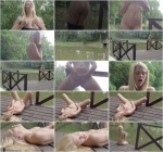 4llF1n3G1rls: Izzy Delphine - A Blonde In The Woods (FullHD/1080p/410 MB) 17.11.2016