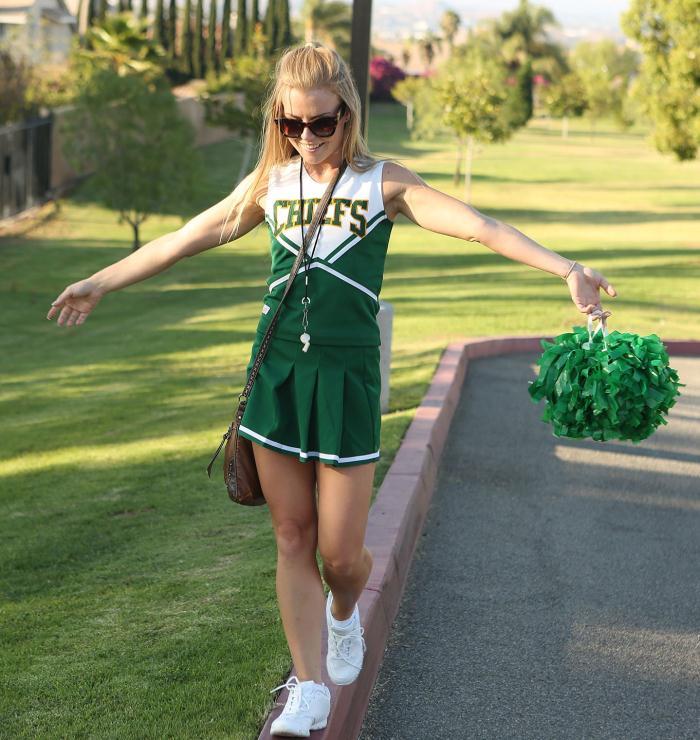 Nicole Clitman - TFSN Cheerleaders 2 [HD 720p] - PornFidelity