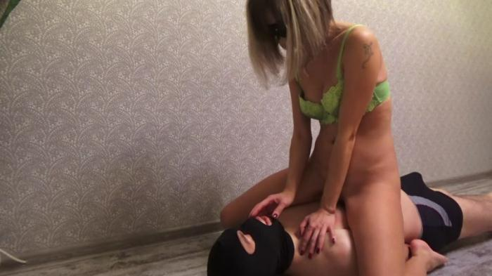 Mistress Emily - spreed my shit - Femdom Scat (Scat Porn) FullHD 1080p