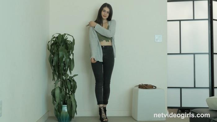 (NetVideoGirls.com) Marissa - Casting (FullHD/1080p/1.93 GB/2016)