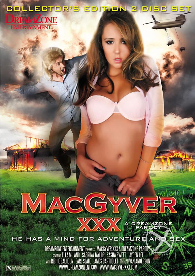 MacGyver XXX: A Dreamzone Parody [WEBRip/HD 720p]