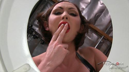 Yasmin Scott [FullHD, 1080p] [F3md0m3mp1r3.com] - Pissing