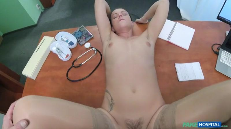 F4k3H0sp1t4l.com / F4k3Hub.com: Caroline Ardolino - Doctor gets sexy patients pussy wet [SD] (435 MB)
