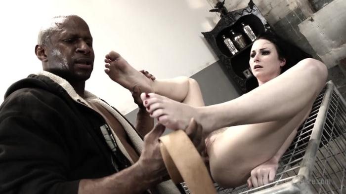 Veruca James - Veruca James Caged Interracial Sex (DeviantHardcore) FullHD 1080p