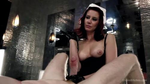 D1v1n3B1tch3s.com [Maitresse Madeline and Rob Yaeger - Maitresse And the City Part 2: The Hospital] SD, 540p