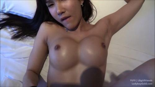 LBGirlFriends.com [Yuyi - Dope Hat ATM Bareback] SD, 540p