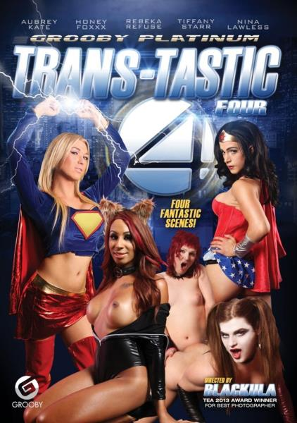 Trans-Tastic Four (2016/WEBRip/FullHD)