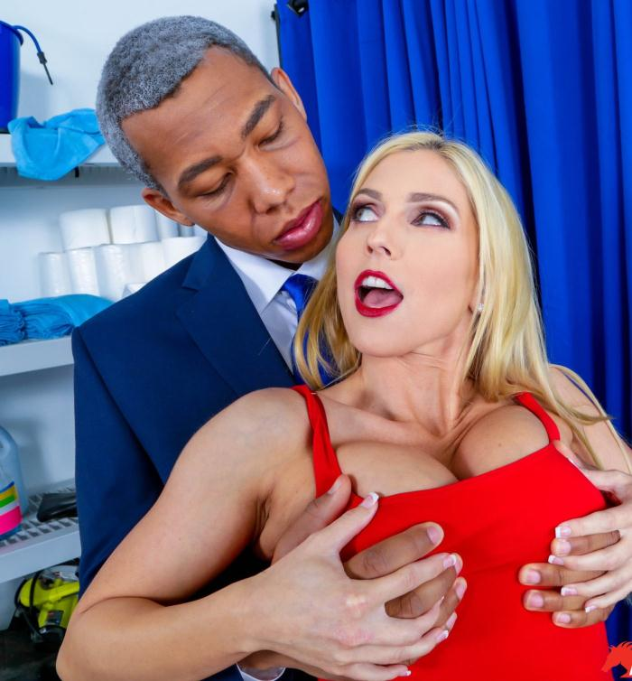 DigitalPlayGround: Christie Stevens - Presidents Gone Wild  [HD 720p]  (Big Tits)