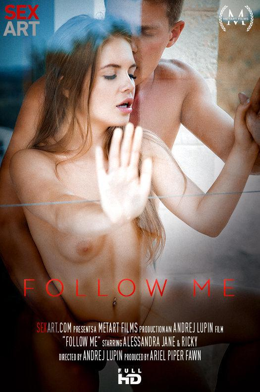 Alessandra Jane - Follow Me / 06 Nov 2016 [Sex Art, Met Art / SD]