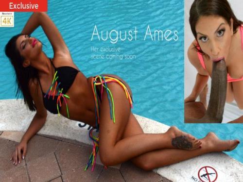 August Ames - Fri, 23 Dec Official Short Teaser Trailer of August and Dredd! (InterracialPass) [SD 480p]