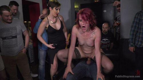 Pain Slut Rija Mae Fully Disgraced [HD, 720p] [PublicDisgrace.com / Kink.com]