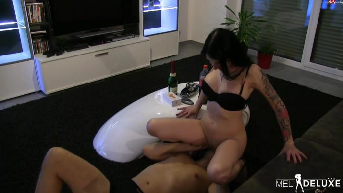 Meli-Deluxe - Fremdfick - Cuckold - Leck mein Fotzchen aus [FullHD 1080p] MDH