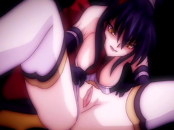 Hentai Girl - Sennin Haruka 3  [FullHD 1080p]
