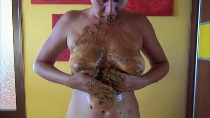 Big shit - Extreme Scat (Scat Porn) HD 720p
