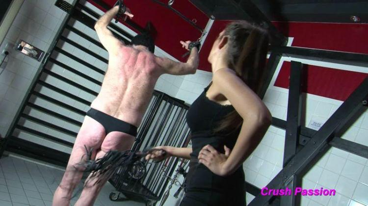 Lady Chanel and Miss Sarah - Punished With Strokes / 15 Dec 2016 [Clips4sale, Crush Passion / FullHD]