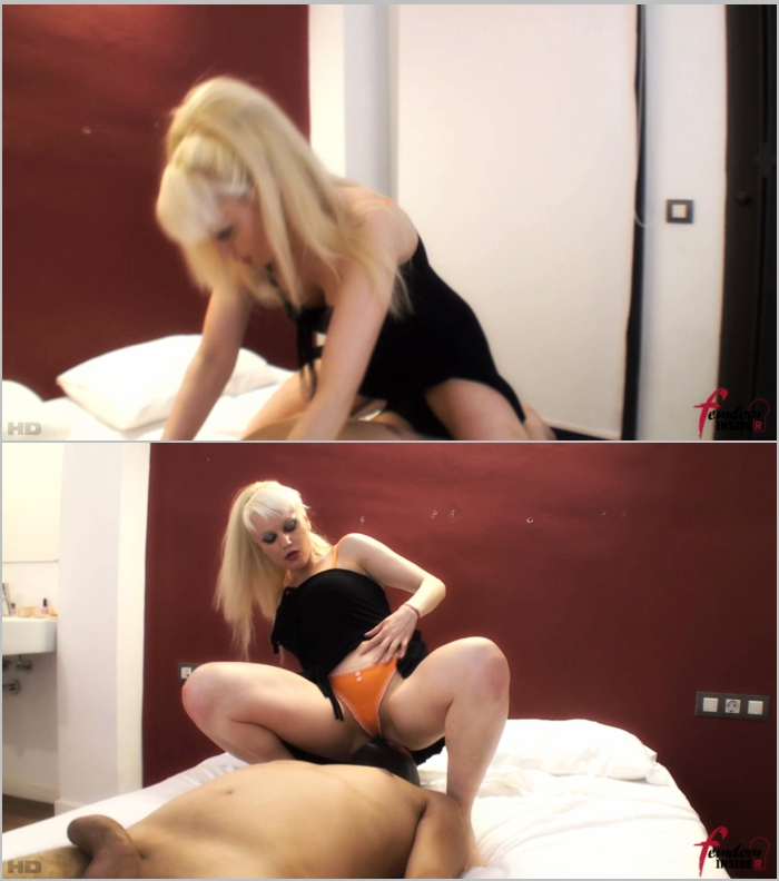 FemdomInsider: Mistress Elizabeth - Training Under My Ass  [FullHD 1080]  (Femdom)