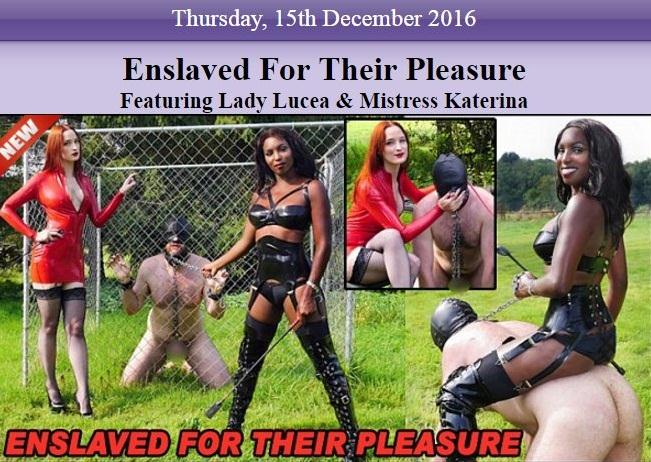 Enslaved For Their Pleasure (TheEnglishMansion) HD 720p