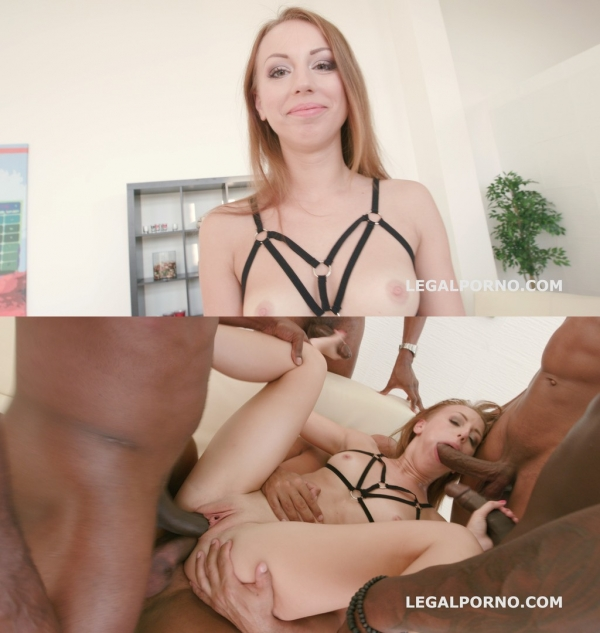 Leg@lPorno.com - Kira Thorn - Black Busters, 5on1 Kira Thorn DP /DAP /GAPES /SWALLOW Top Teen Gets BBC gangbang [HD 720p]