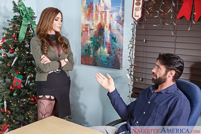 NaughtyOffice.com / NaughtyAmerica.com: Ariella Ferrera - Hot MILF [SD] (223 MB)