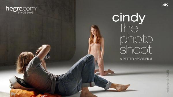 H3gr3-4rt - Cindy - The Photo Shoot [FullHD, 1080p]