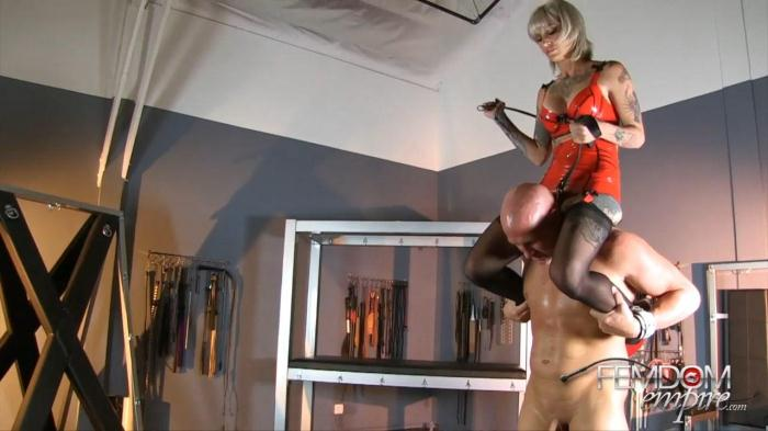 Mistress Kleio Valentein - Pony Ride (F3md0m3mp1r3) HD 720p