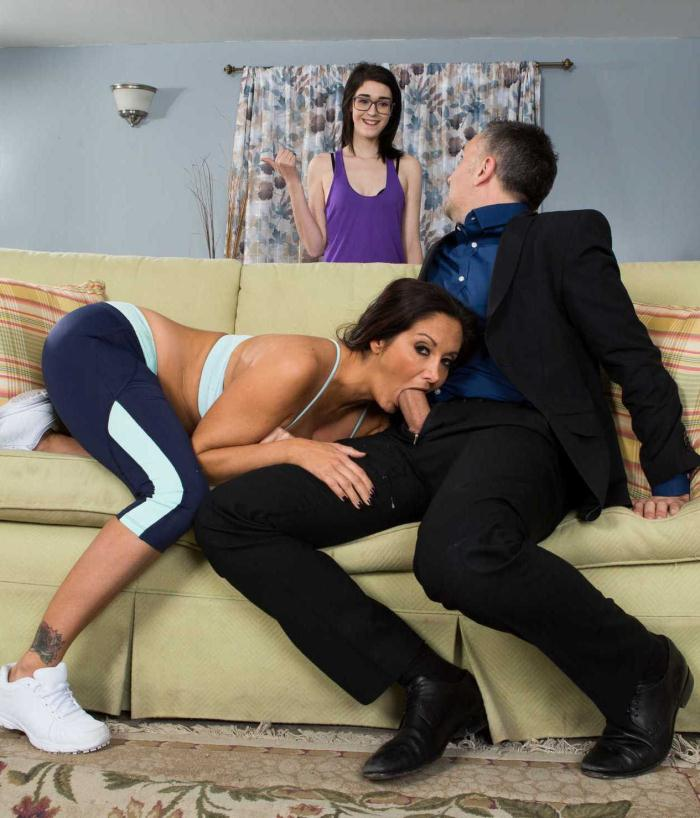 RealWifeStories/Brazzers: Ava Addams - Stay Away From My Daughter: Part 2  [HD 720p]  (Milf)