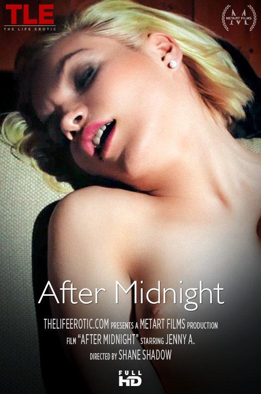 Jenny A - After Midnight / 09.12.2016 [TheLifeErotic / FullHD]