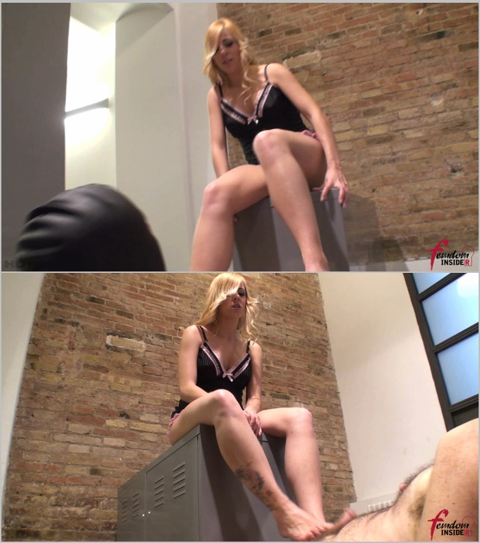FemdomInsider - Miss Lesly [Footjob Pleasures] (FullHD 1080)