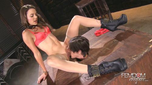 FE [Objectified Pussy Slave] FullHD, 1080p