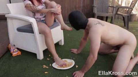(EllaKross   FullHD) Ella - Eat it Bitch ! (339 MB/2016)
