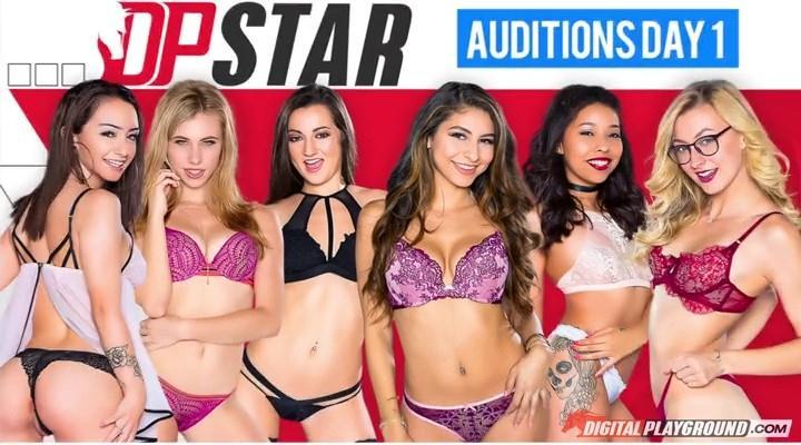 DP Star 3 Audition: Episode 1 / 05.12.2016 [DigitalPlayground / SD]