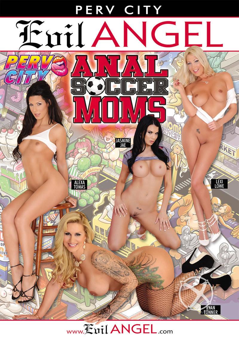 Anal Soccer Moms [DVDRip  406p]