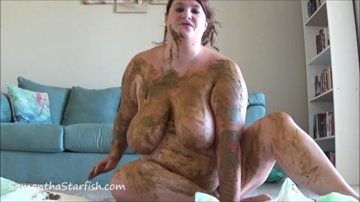 Diarrhea Smear Fest! - BBW Scat (Scat Porn) FullHD 1080p