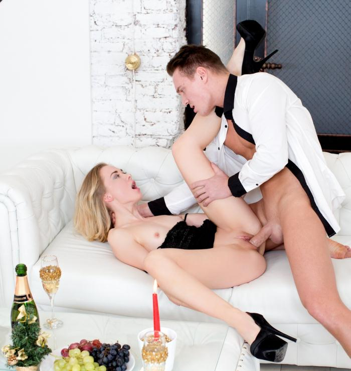 AnalTeenAngels/21Sextury: Via Lasciva - Pop My Champagne  [HD 720p]