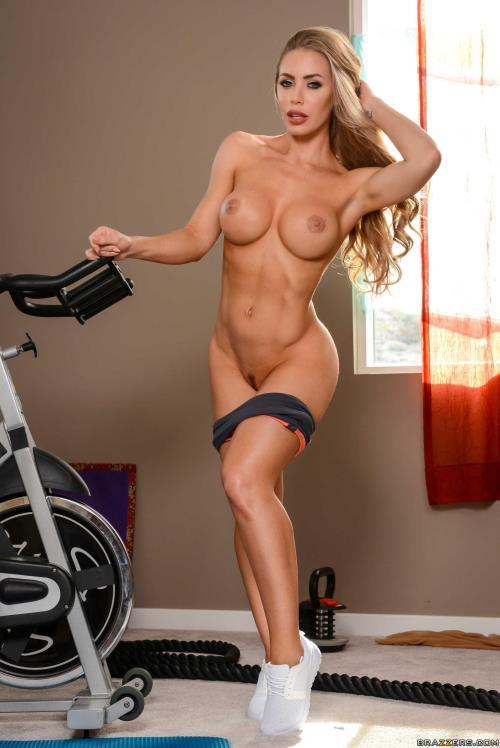 Nicole Aniston - Pornstar Workout (Brazzers) [FullHD 1080p]