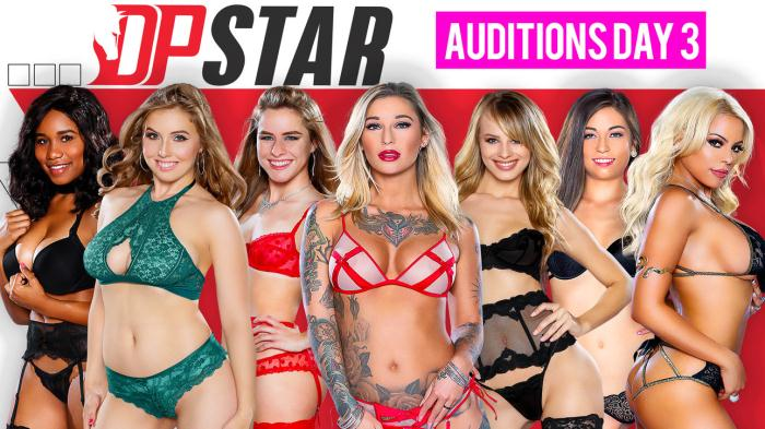DigitalPlayGround - Jenna J Foxx, Jillian Janson, Kleio Valentien, Lena Paul, Lilly Ford, Luna Star, Shane Blair - DP Star 3 Audition Episode 3 [HD 720p]