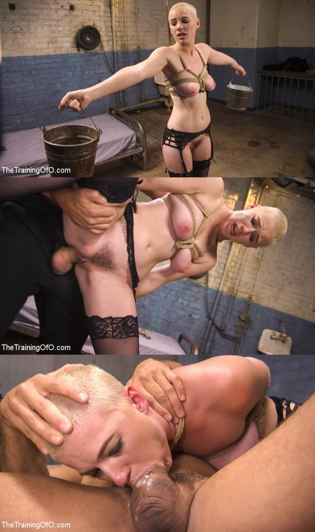 TheTrainingofO: Riley Nixon - Slave Training Gorgeous Newbie: Riley Nixon (HD/2016)