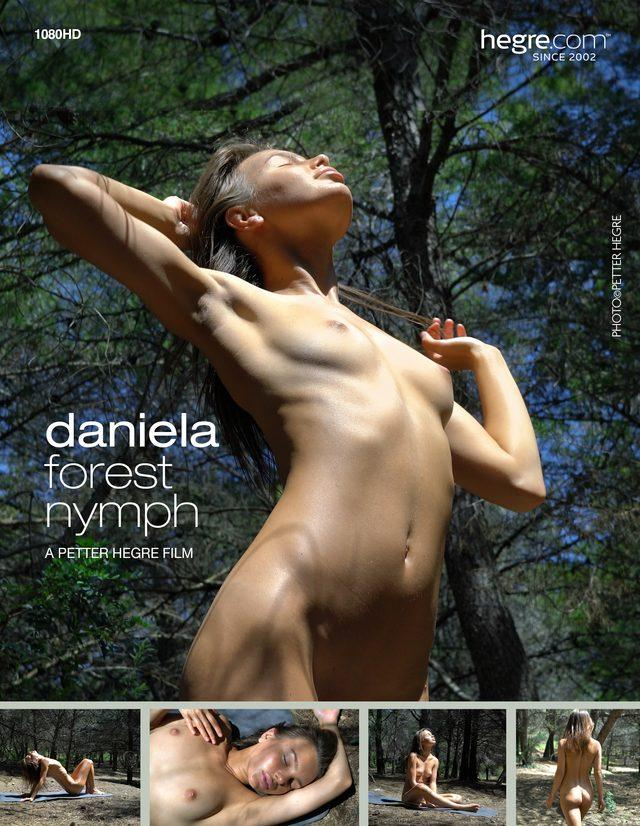 Daniela - Forest Nymph [FullHD/1080p/150 MB]