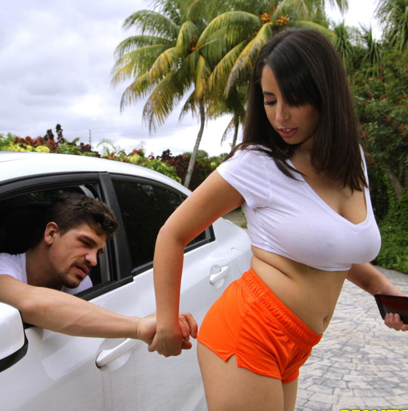 Nina Lopez ~  Need A Ride  ~  8thStreetLatinas ~  HD 720p
