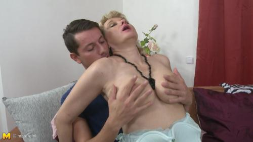 Mature.nl [Sandra G (48) - Blonde loves hardcore] FullHD, 1080p