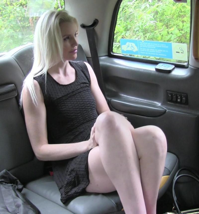 Lexi Lou ~  Anal butt plug followed by big cock  ~  FakeTaxi ~  FullHD 1080p