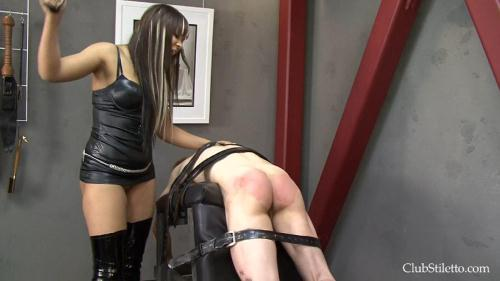ClubStiletto.com [Mistress Roxy - Potty Mouth] HD, 720p
