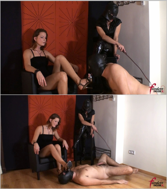 FemdomInsider: Mistress Nataly - Double Foot Worship, Double Pleasure  [FullHD 1080] (275 MB)
